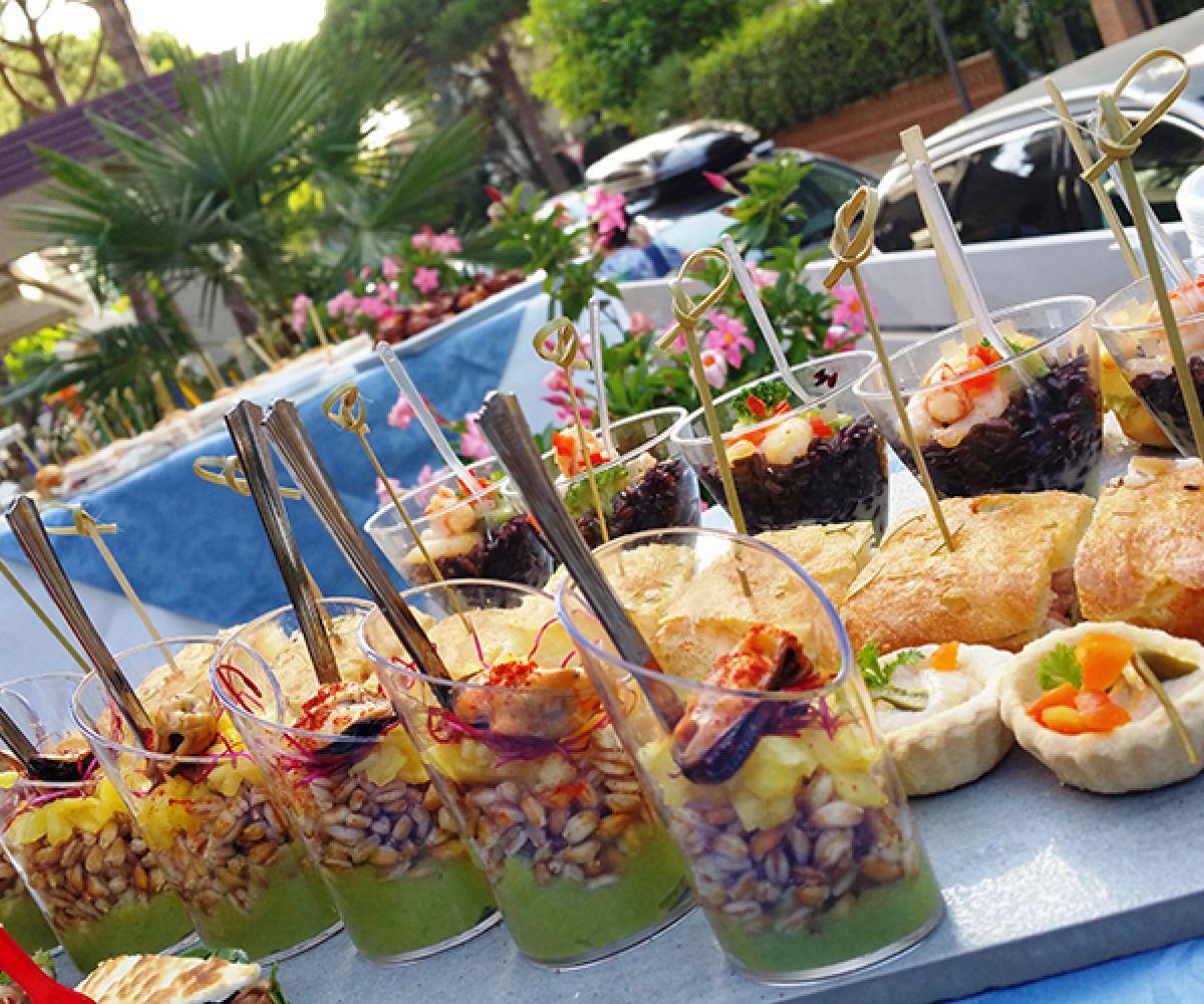 Buffet aperitif